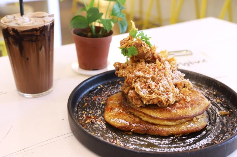 pancake-and-chicken